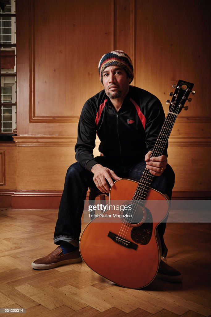Ben Harper Portrait Shoot