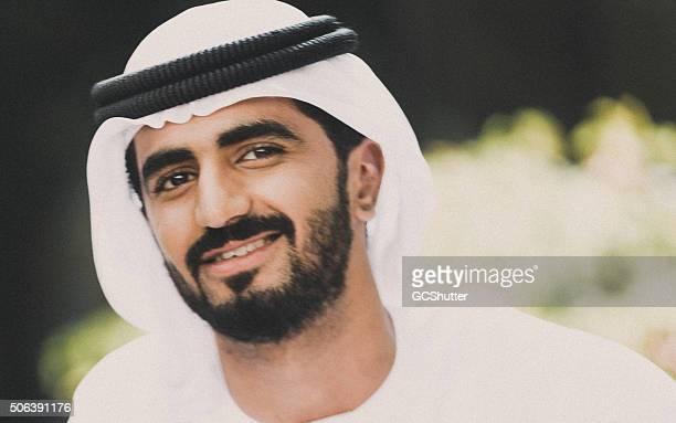 Portrait of an Arab Man