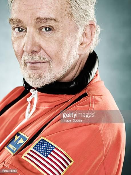 Portrait de l'Astronaute