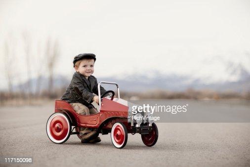 Portrait of an Auto Enthusiast