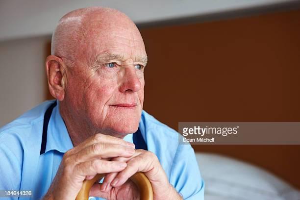 Portrait d'un vieil homme
