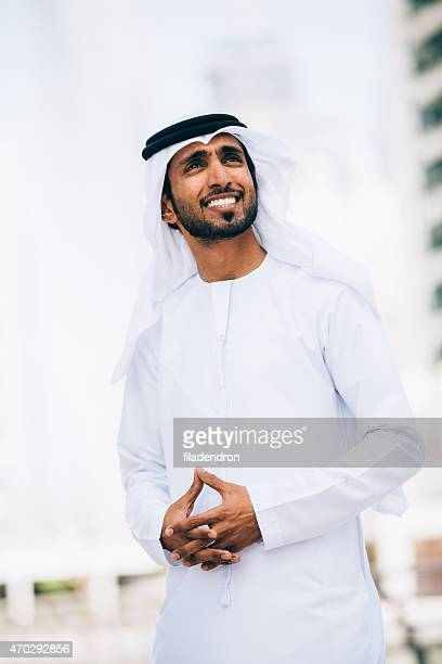 Portrait of an emirati