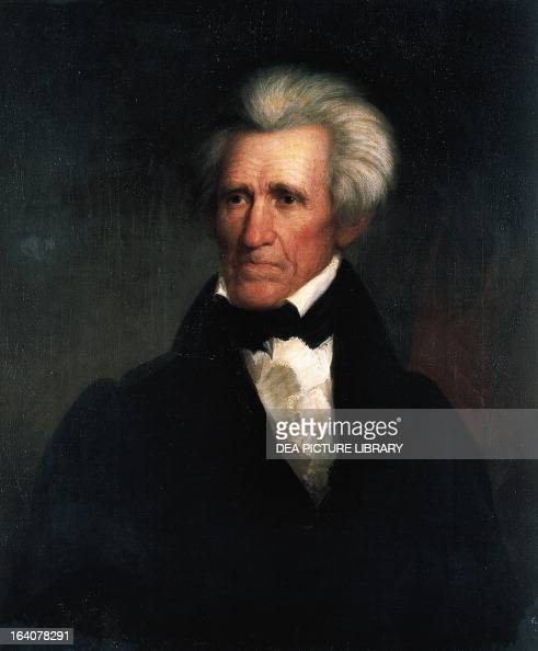 andrew jackson and the new american nationalism Andrew jackson and the politics of martial law: nationalism, civil liberties, and partisanship (review.