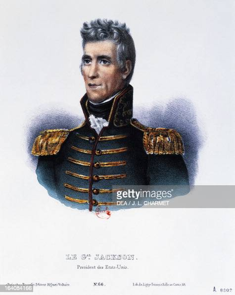 a biography of the seventh president of the united states andrew jackson Andrew jackson, 7th president of the usa's geni profile  [4][5] three weeks  after his father's death, andrew was born in the waxhaws area.