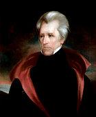Portrait of Andrew Jackson by Ralph EW Earl c 1838