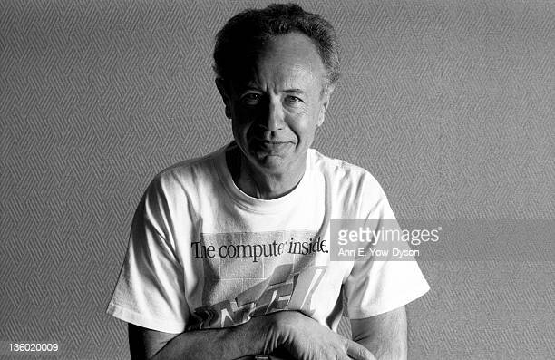 Portrait of Andy Grove from Intel at the annual PC Forum Tucson Arizona March 1013 1991