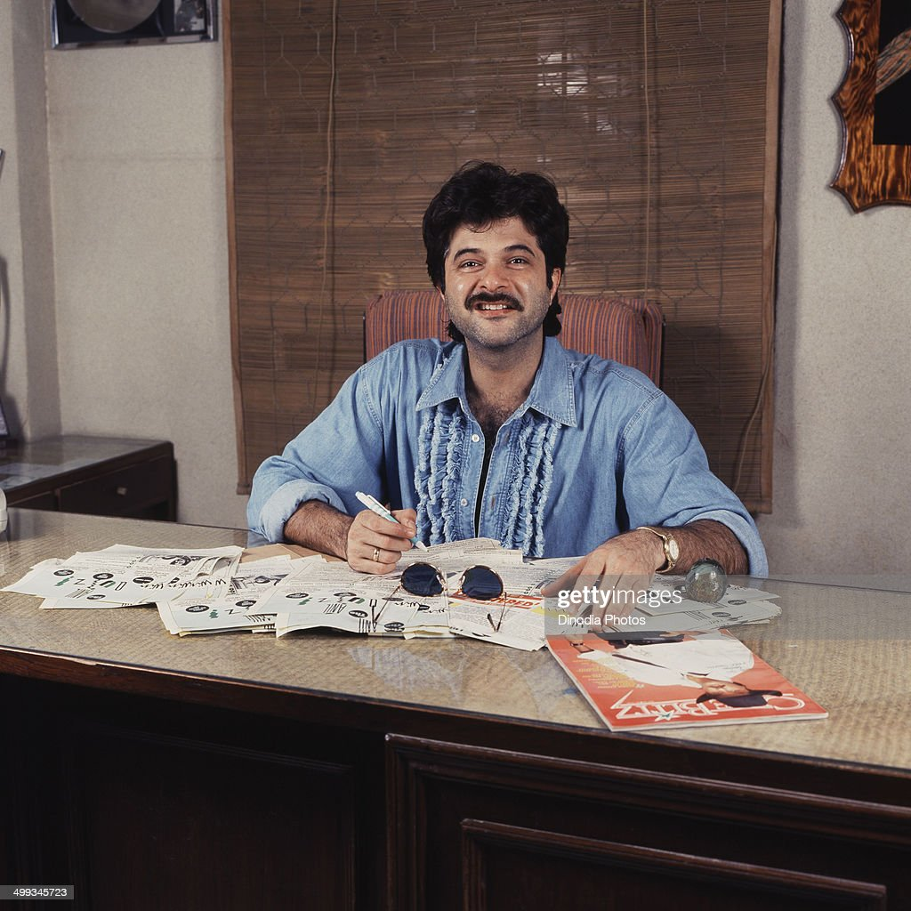 1980, Portrait of <a gi-track='captionPersonalityLinkClicked' href=/galleries/search?phrase=Anil+Kapoor&family=editorial&specificpeople=563857 ng-click='$event.stopPropagation()'>Anil Kapoor</a>.