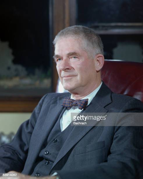 Portrait of Archibald Cox Jr Cox was an American lawyer who served as prosecutor for the Watergate scandal He also served as Solicitor General under...