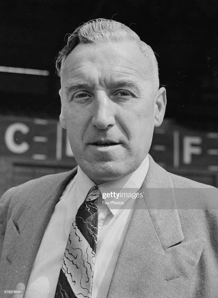 Portrait of <b>Arthur Turner</b>, Manager of Birmingham City Football Club, ... - portrait-of-arthur-turner-manager-of-birmingham-city-football-club-picture-id575376597