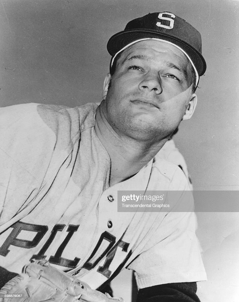 Jim Bouton Seattle Pilot