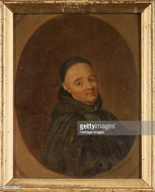 Portrait of Bernard de Montfaucon 18th century Private Collection
