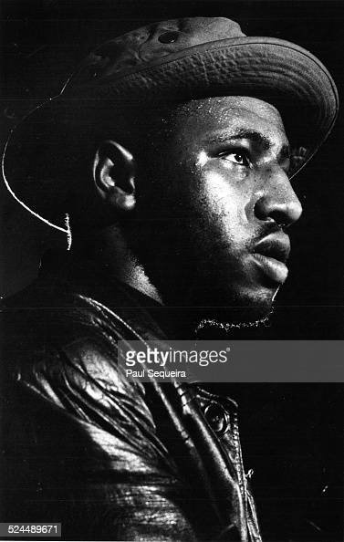 Portrait of Billy 'Che' Brooks bodyguard for Bobby Seale and Deputy Minister of Education for the Black Panther Party Chicago Illinois 1969