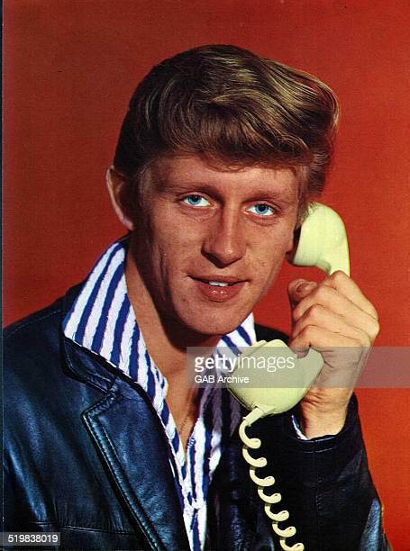 Portrait of Billy J Kramer 1961
