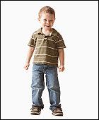 Portrait of boy (4-5)