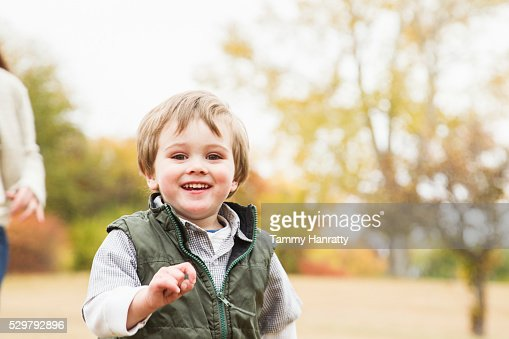 Portrait of boy (4-5) : Photo