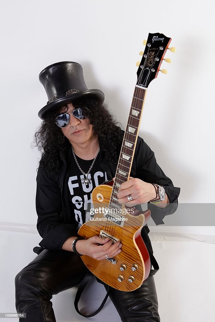 slash portrait shoot getty images. Black Bedroom Furniture Sets. Home Design Ideas