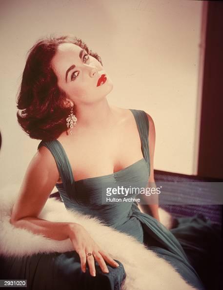 Portrait Of Elizabeth Taylor Pictures Getty Images