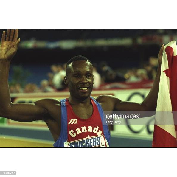 Bruny Surin Athlétisme Fqa Football Québec And 4 Others
