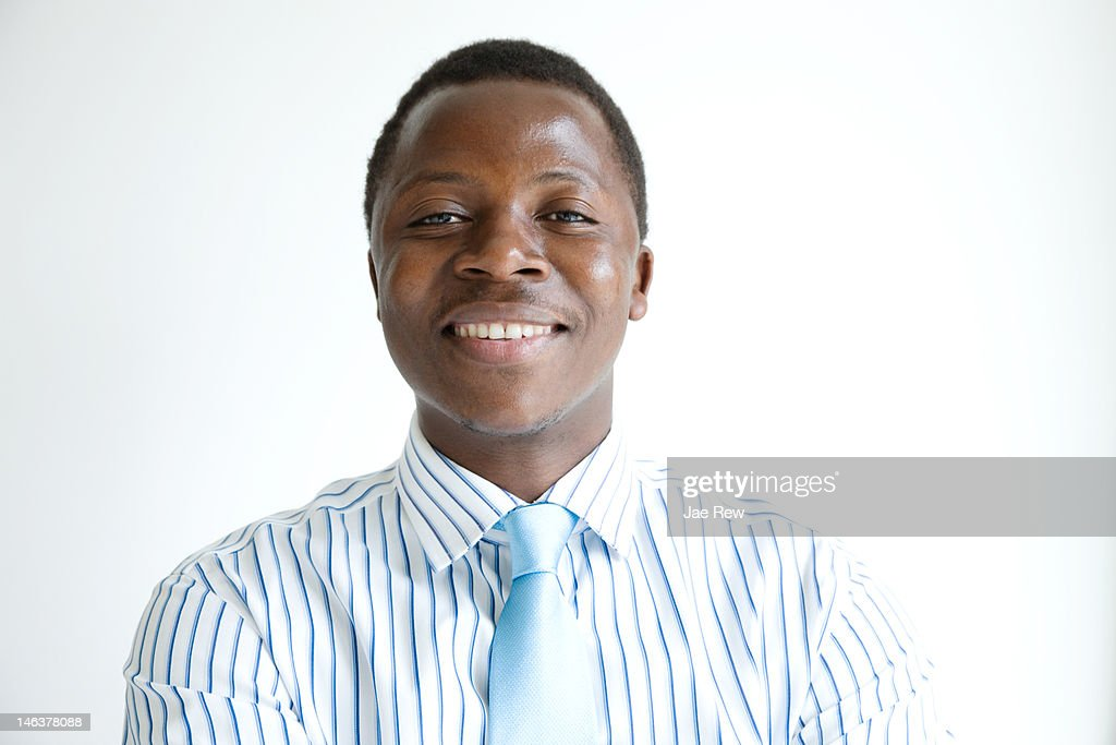 Portrait of business man : Stock Photo