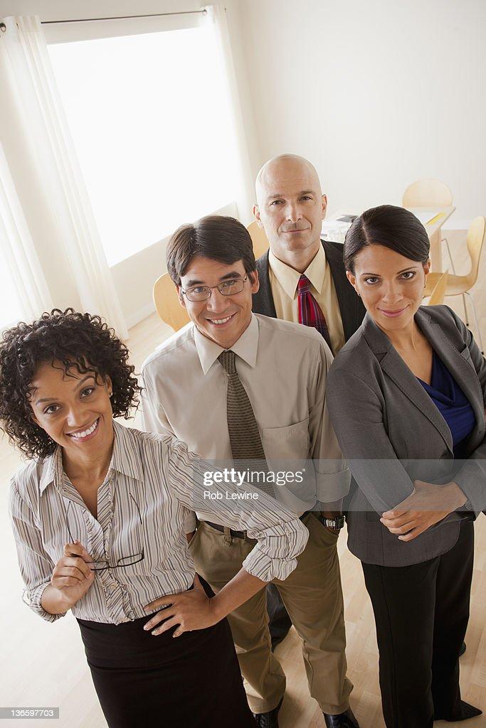 Portrait of business team : Stock Photo