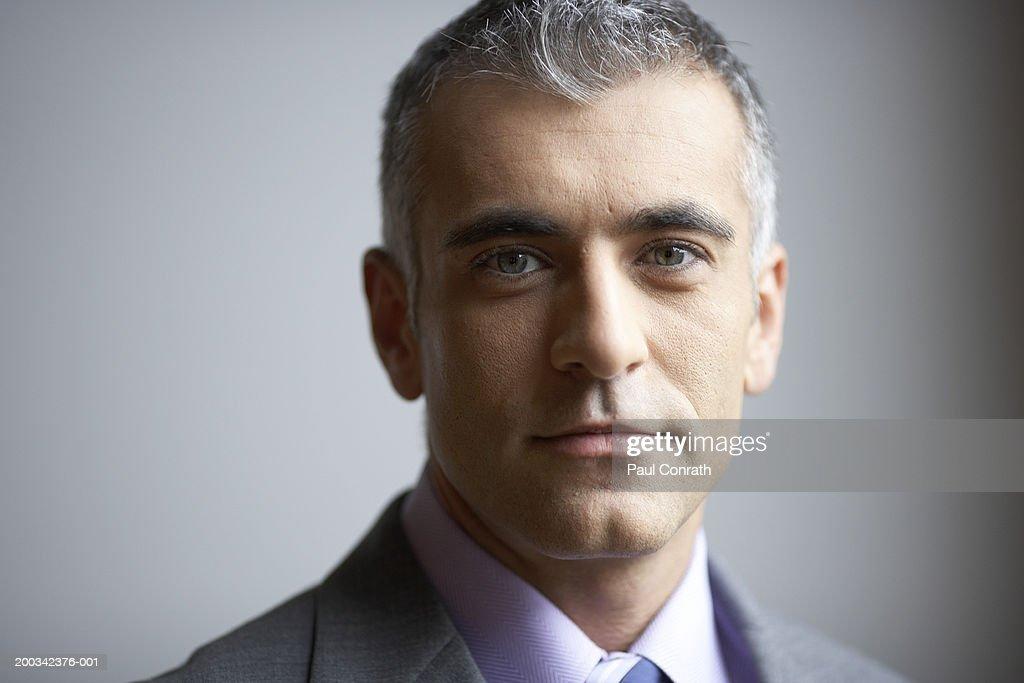 Portrait of businessman : Stock-Foto