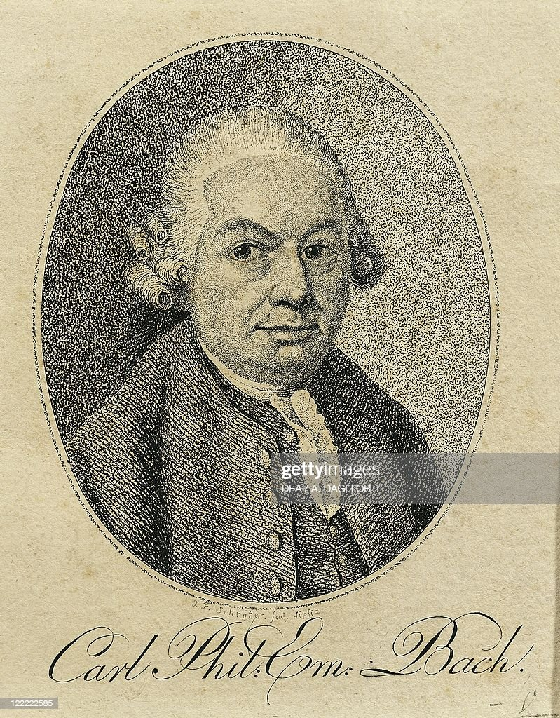 a biography of carl philipp emanuel bach a german composer