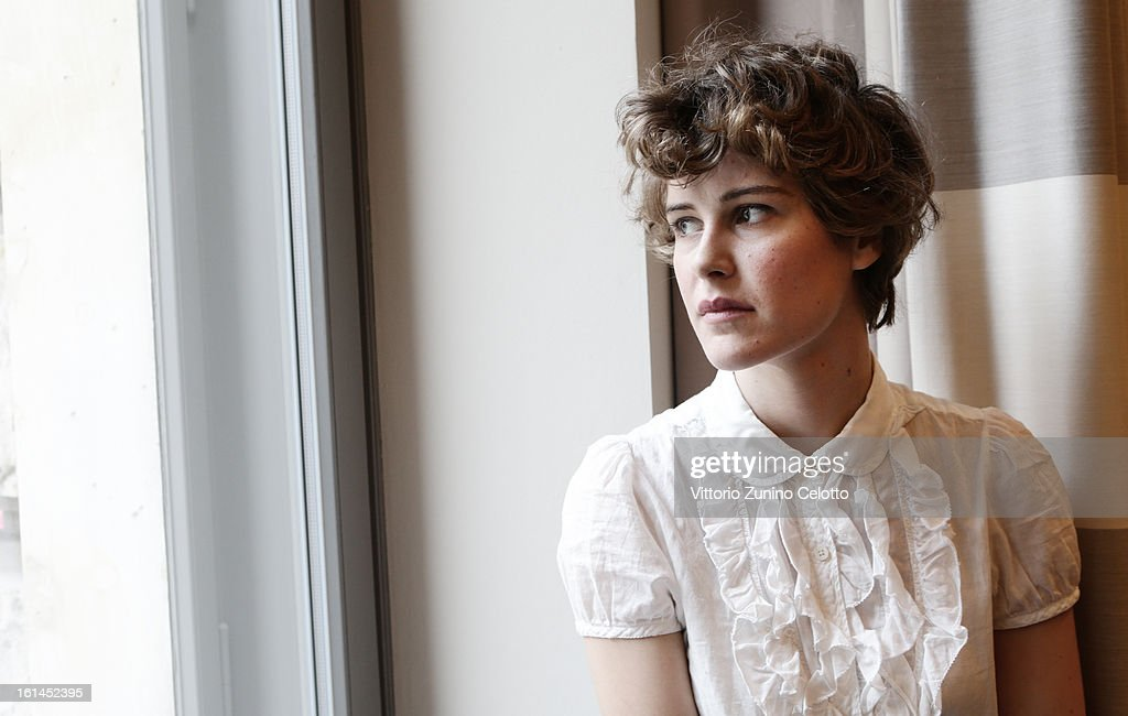 A portrait of Carla Juri at Shooting Stars 2013 during the 63rd Berlinale International Film Festival on February 10, 2013 in Berlin, Germany.