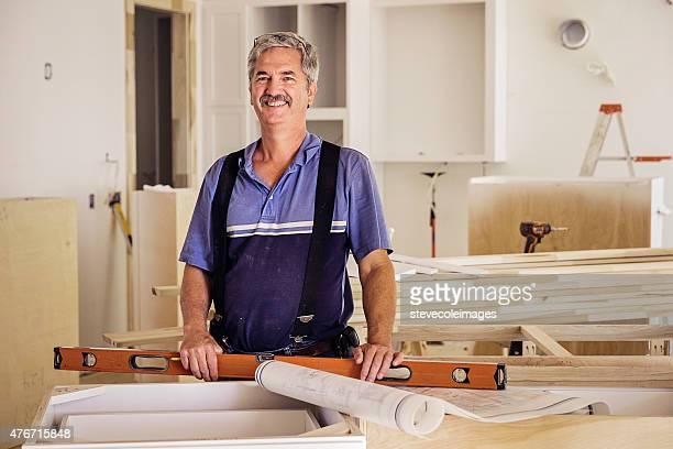 Portrait of Carpenter
