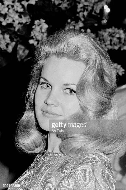 Portrait of Carroll Baker circa 1970 New York