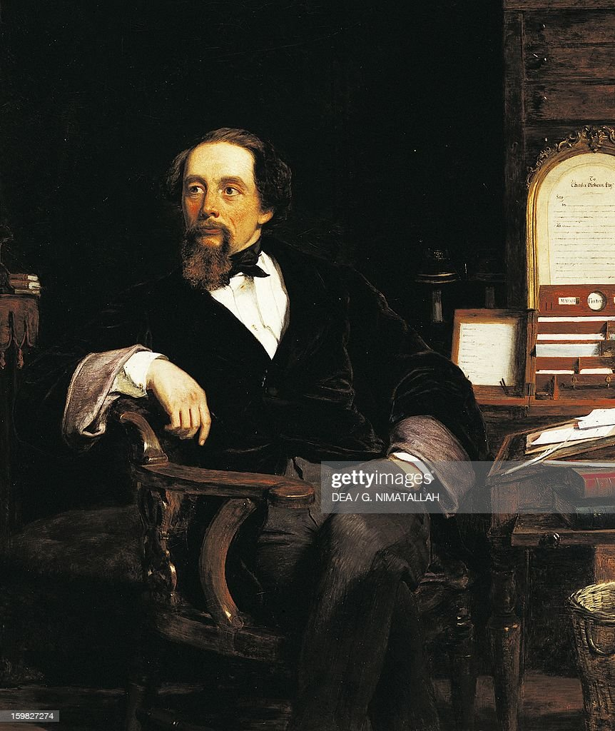 Charles dickens writing style
