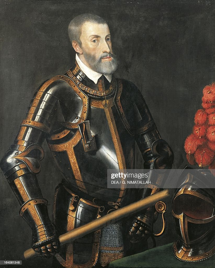 Charles V, Holy Roman Emperor (1500-1558)