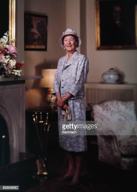 Portrait of Charlotte Grand Duchess of Luxembourg 1963 Washington DC
