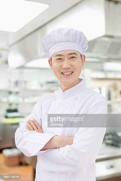 Portrait of Chef, China