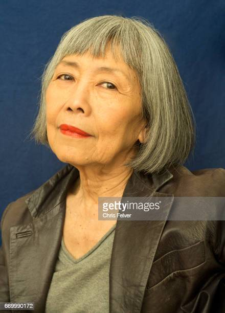 Portrait of Chineseborn art critic and author Lilly Wei New York New York March 3 2017
