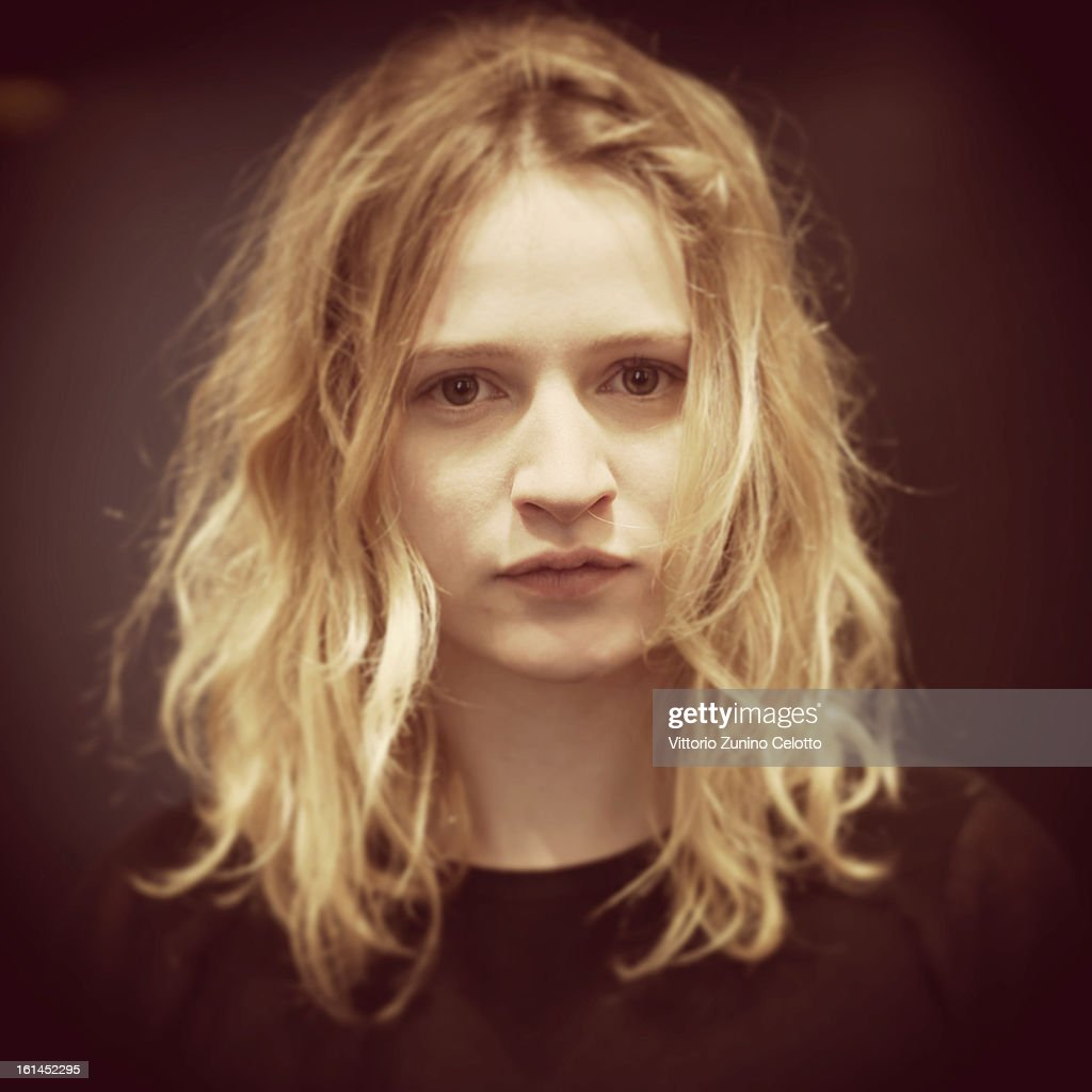 A portrait of Christa Theret at Shooting Stars 2013 during the 63rd Berlinale International Film Festival on February 10, 2013 in Berlin, Germany.