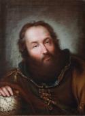 Portrait of Christopher Columbus Found in the collection of the Fondazione Federico Zeri Bologna