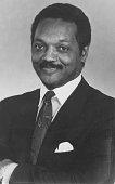 Portrait of civil rights activist Jesse Jackson Sr 1960
