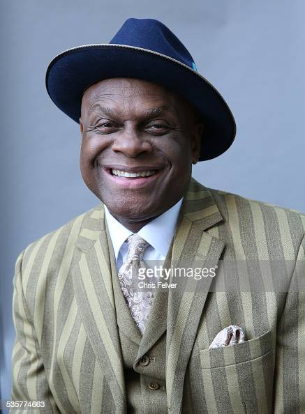 Portrait of comedian Michael Colyar at an event honoring comedian Dick Gregory with a star on the Hollywood Walk of Fame in Hollywood California...