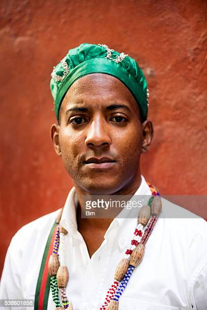 Portrait of Cuban Man