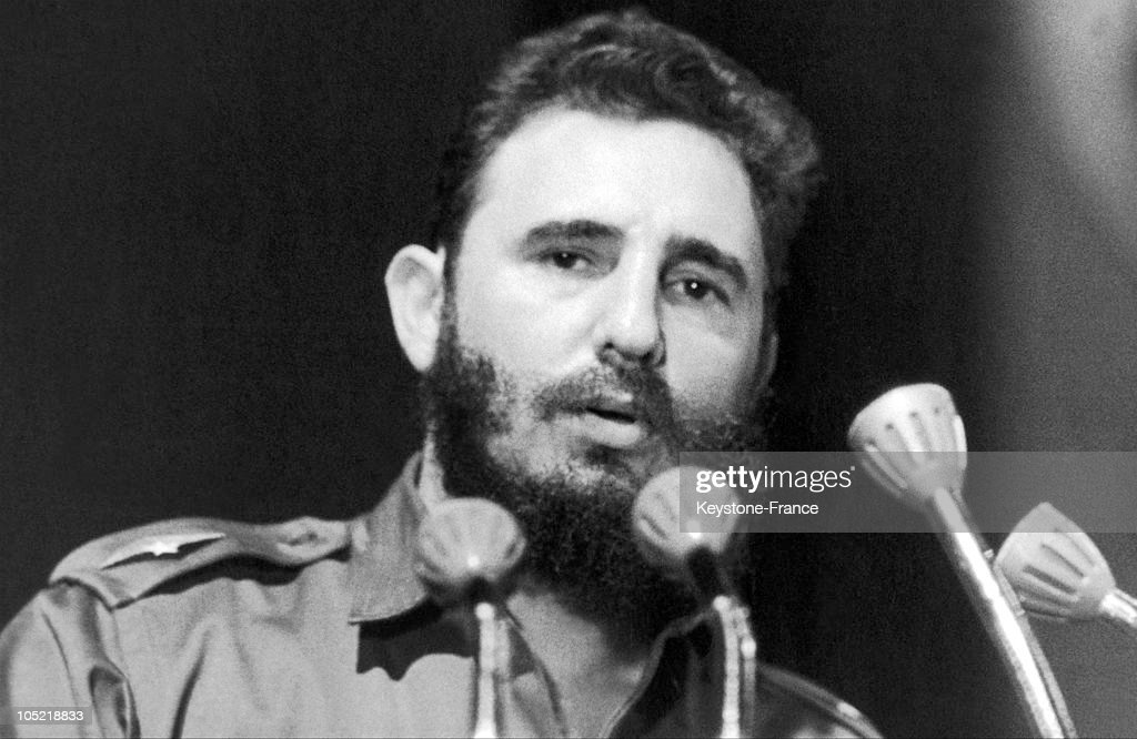 Fidel Castro | Getty Images