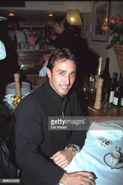 Portrait of Daniel Ducruet after the Elton John concert in Nice