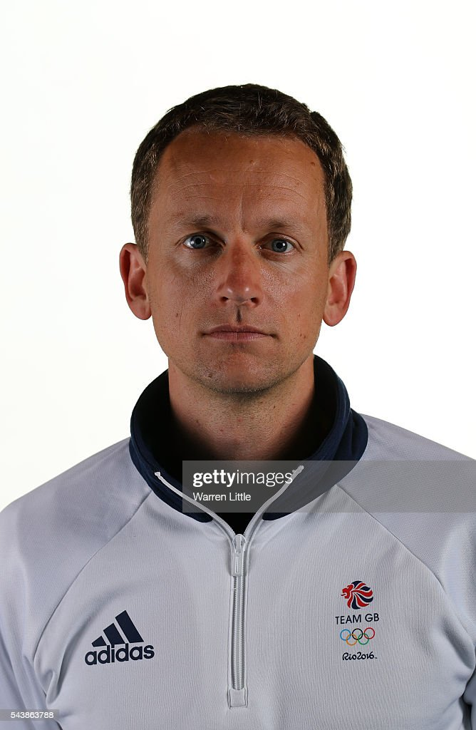 A portrait of Daniel Fox a member of the Great Britain Olympic team during the Team GB Kitting Out ahead of Rio 2016 Olympic Games on June 30, 2016 in Birmingham, England.