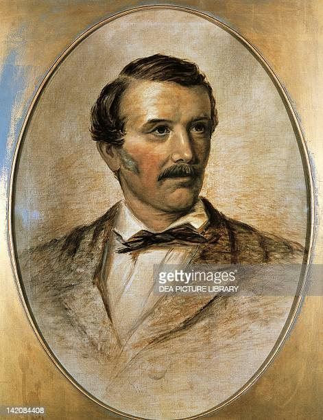 Portrait of David Livingstone British explorer