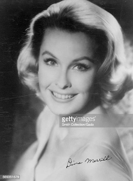 Portrait of Dina Merrill 1953