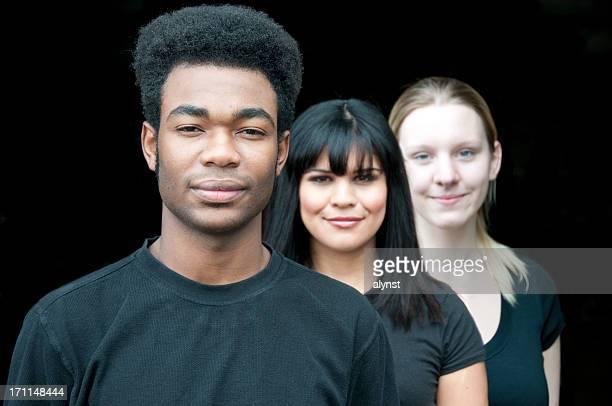 Portrait of Diversity