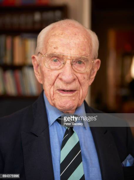 Portrait of Dr William Frankland MBE allergy specialist British Allergy Societyimmunologisthygiene theorypollen countpaediatric allergiesanaphylaxis...