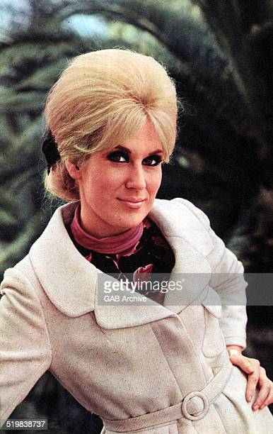 Portrait of Dusty Springfield 1965