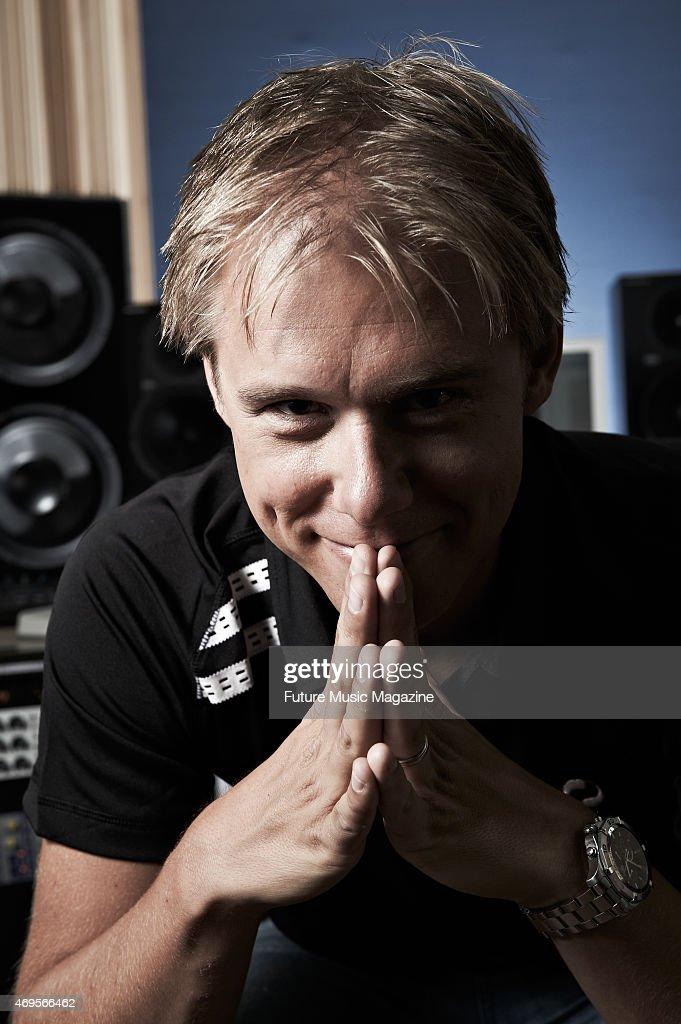 Armin Van Buuren Portrait Shoot