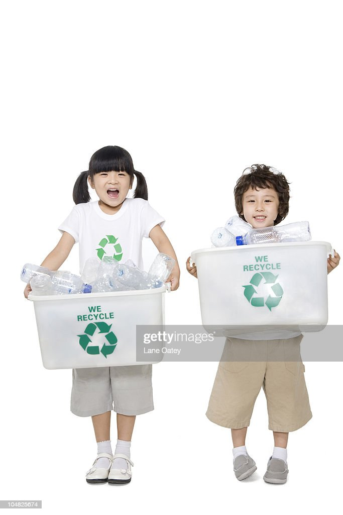 Portrait Of Ecofriendly Kids Stock Photo Getty Images