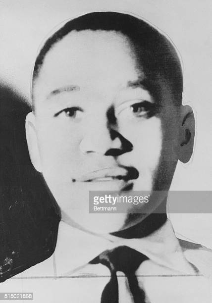 Portrait of Emmet Louis Till Till was a 14 year old African American boy from Chicago who was murdered by white men in Leflore County in Mississippi...